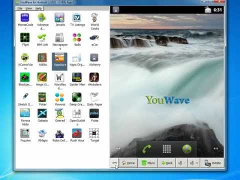 Android apps on Windows PC Demo