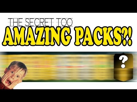 THE SECRET TO GOOD PACKS?! - FIFA 14 Ultimate Team