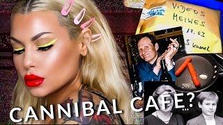 The Cannibal Cafe ? Murder or Volunteer? MurderMystery&Makeup a Grwm Bailey Sarian