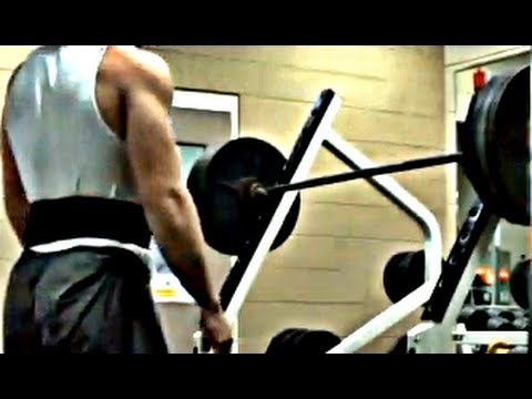 Full Leg Workout For Power, Strength, And Mass