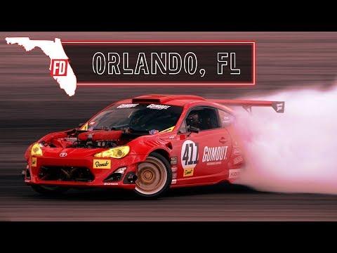 Formula Drift Orlando 2018