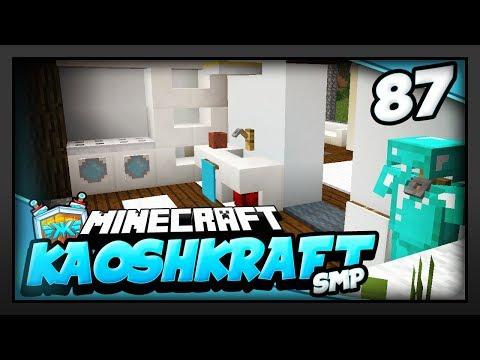 KaoshKraft SMP - Making A Laundry Room - EP87 (Minecraft SMP)