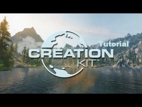 Creation Kit Tutorial №1-Азы.Начало
