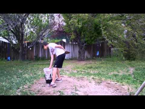 Pitching Backyard