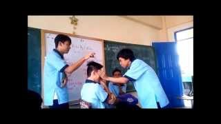 """Wow!  Magic!  Filipino students pulling some hilarious and funny """"magic""""."""