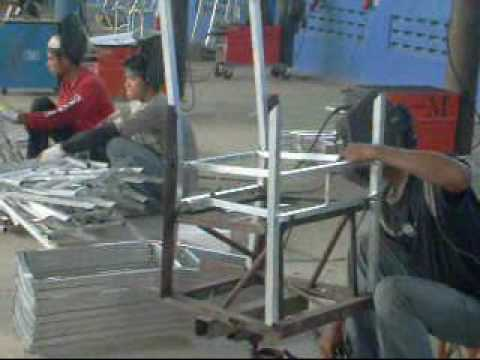 The Making of Synthetic Rattan Furniture Movie 2