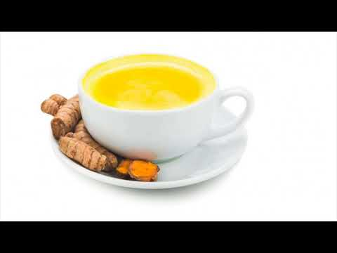 Treat Cancer With Turmeric - Effects Of A Cup Of Turmeric Water Every Morning