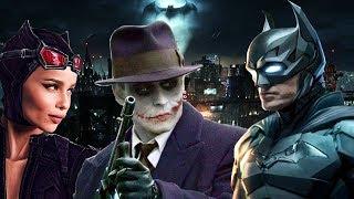 THE BATMAN 2021 THE JOKER REVEALED? BATMOBILE Scene DETAILS! Catwoman/BatCave NEWS & DCEU NEWS