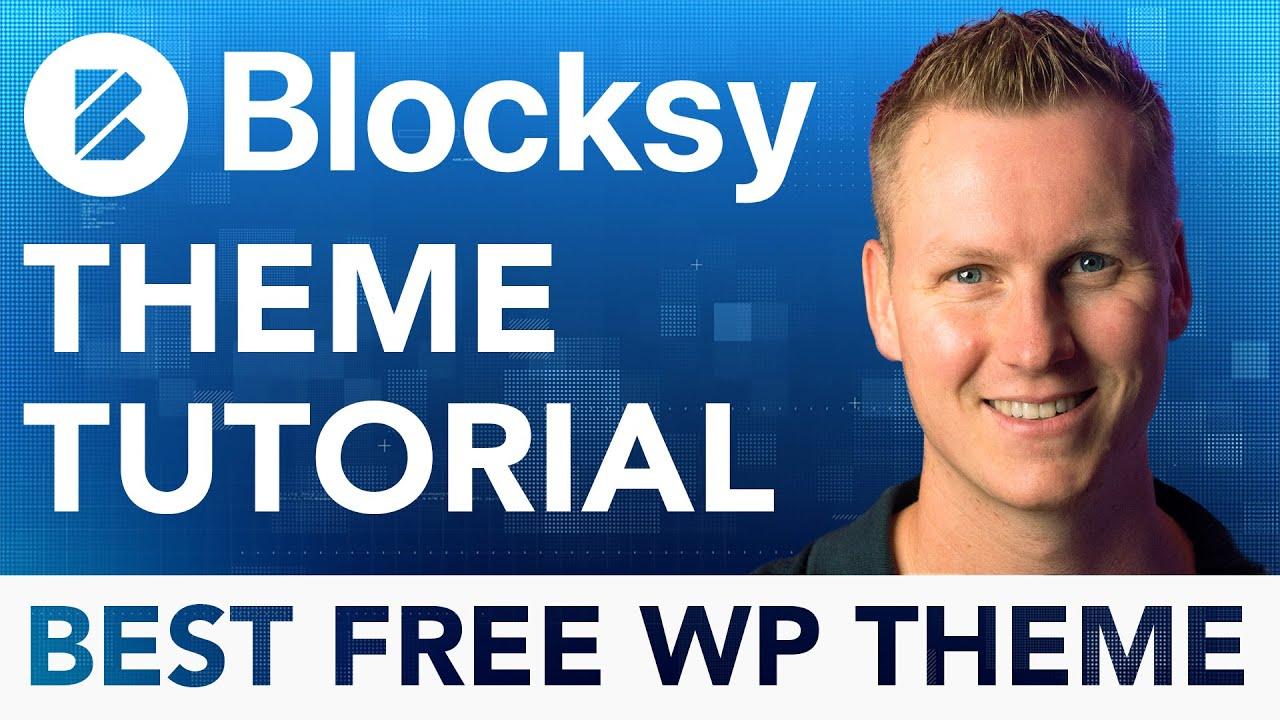 Blocksy Theme Tutorial   The Best Free Wordpress Theme 🔥
