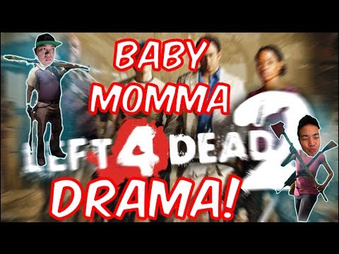 Left 4 Dead 2 - Gameplay! | ZOMBIE STEROIDS!