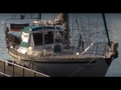Round World Traveller Aldebaran Yacht ( Howth ) Belfast Marina