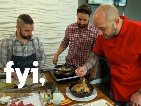Say It To My Face!: How to Develop Your Palate (S1, E1) | FYI
