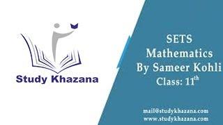 Sets Miscellaneous (Q1, Q2, Q3) class 11 Maths Ncert