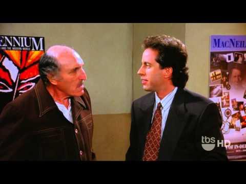 Seinfeld Dan the high talker