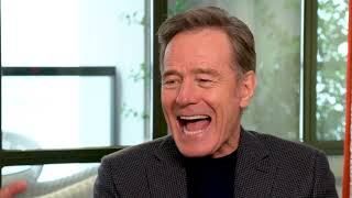 Download Bryan Cranston Imitates Kevin Hart | The Upside | Laugh Out Loud Network Video