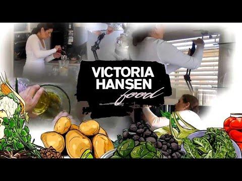 Welcome to Victoria Hansen Food
