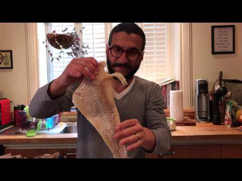 How to cook salted fish (kind of)