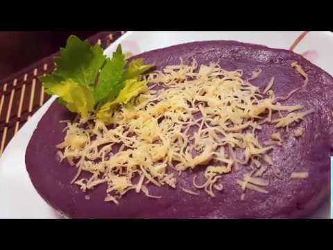 Easy, 2 Ingredients Ube Halaya (Purple Yam Jam)