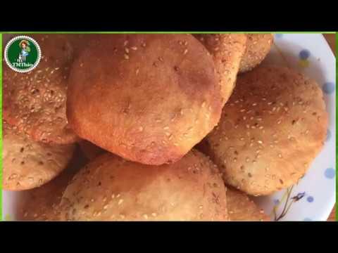 ❤ Làm Bánh Tiêu Đơn Giản Tại Nhà l BÁNH TIÊU l TMThao