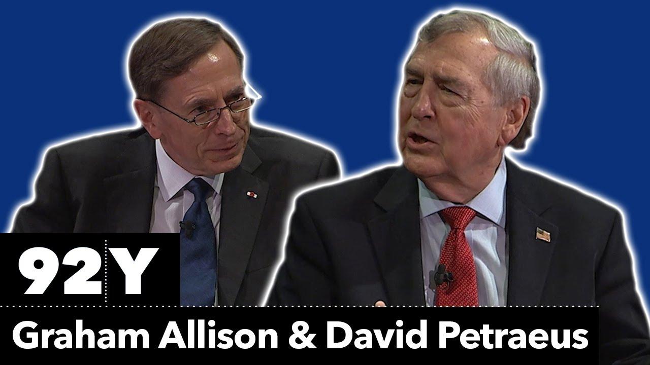 Destined for war with China? Graham Allison and Gen. David Petraeus (Ret)