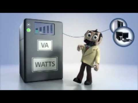 Difference between VA and Watts - Select the right UPS