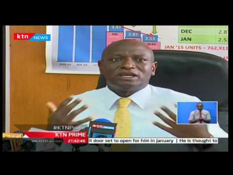 KTN Prime: Energy CS Charles Keter forms a task force to check on tenders and agreements with KPLC
