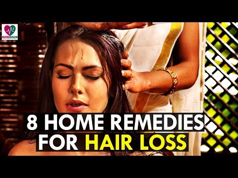 7 Best Home Remedies For Hair Loss