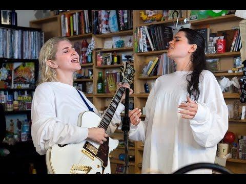 Overcoats: NPR Music Tiny Desk Concert