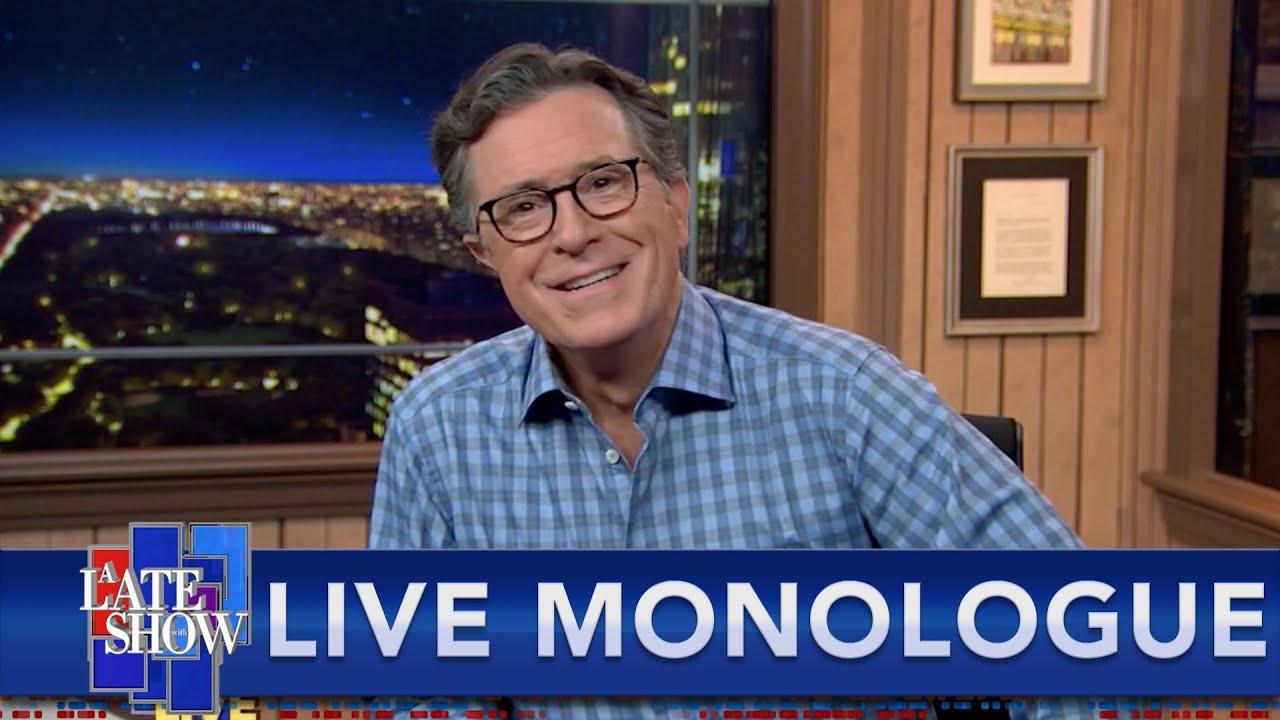 Trump Trashes New York, Joe Unveils 'Bidencare' At Final Debate - Stephen Colbert's LIVE Monologue