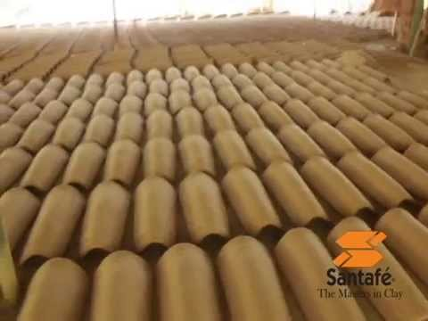 Artisan Blend Video - Handmade clay roof tiles