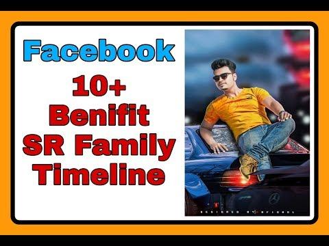 Benifit for SR family timeline//Facebook largest group family SR