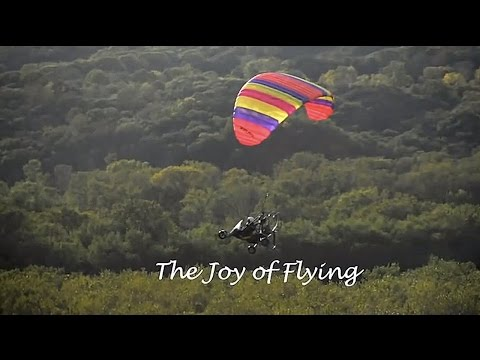 The Joy of Flying, Powered Parachute