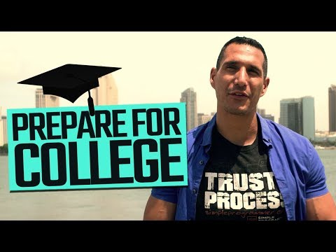 How To Prepare Yourself For College?