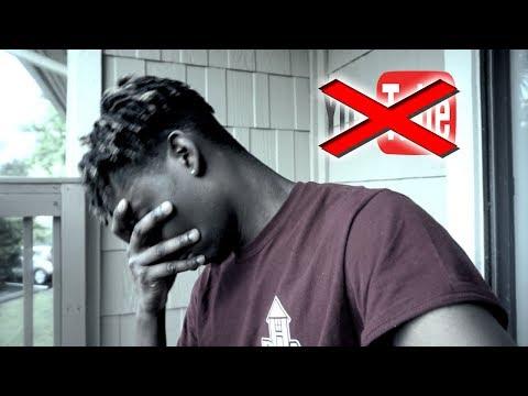 I Quit Youtube... 😰
