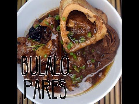 Bulalo Pares (Beef Shank & Marrow Sweet Stew) |#RAPSA!