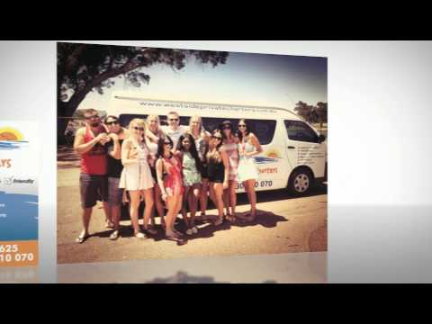 Party Bus Hire Perth - Call Westside Private Charters 0430 210 070