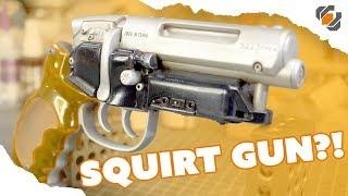 Blade Runner Squirt Gun Repaint - HOW TO - Tutorial