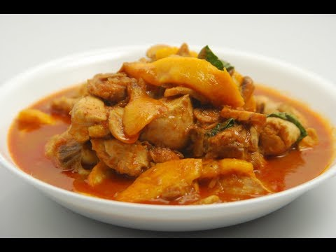 Thai Chicken Mango Curry | New Season | Cooksmart | Sanjeev Kapoor Khazana