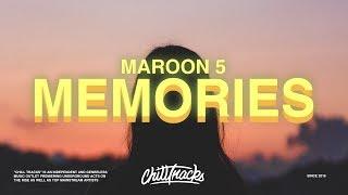 Maroon 5 – Memories (Lyrics)