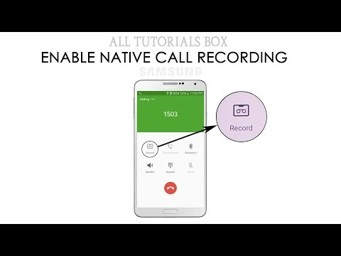 How To Enable Call Recording on Samsung Galaxy Note 3