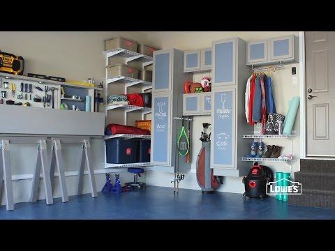 6 Easy Garage Storage Ideas