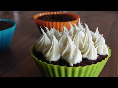 Eggless Chocolate Cupcakes in Cooker | Eggless Baking Without Oven
