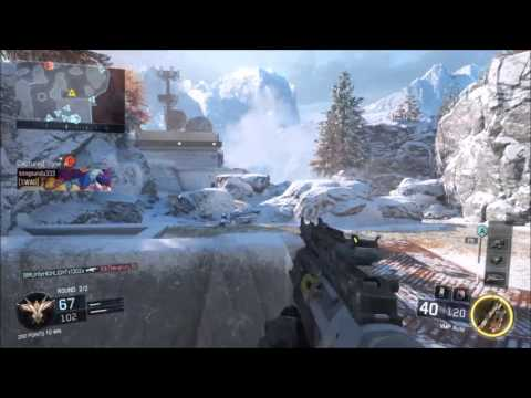 Call of Duty Black Ops 3 - Gravity Spikes Cant Save the Match!!!