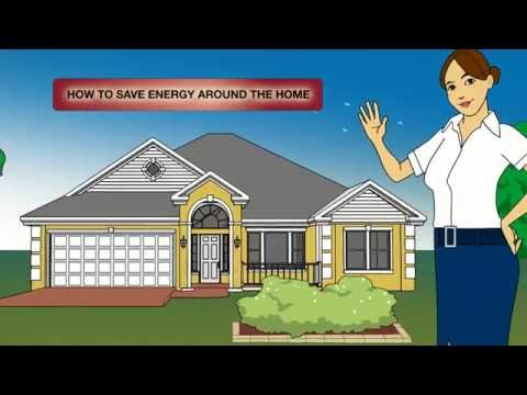 Saving Energy Around The Home - Energy Efficiency Tips