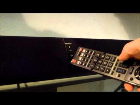 How to Program & Connect Energy Soundbar to TV remote review