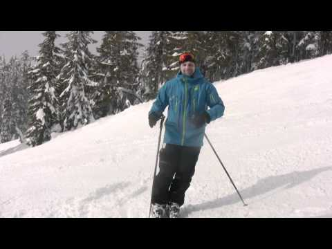 Ski Tips - Short turn pole plant drill to improve your skiing - Advanced Lesson