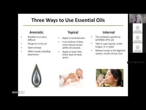 Natural Sense Intro to Essential Oils Workshop (Australia)