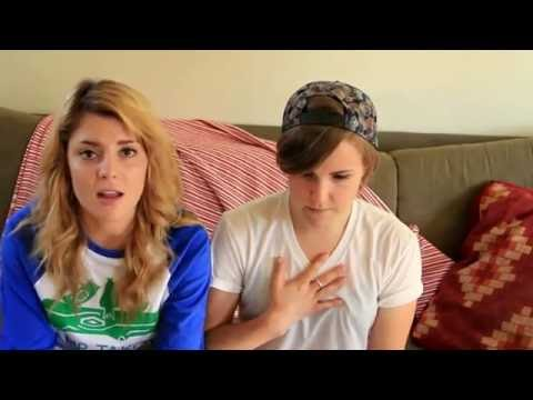 How to know if a girl is gay Grace Helbig edition