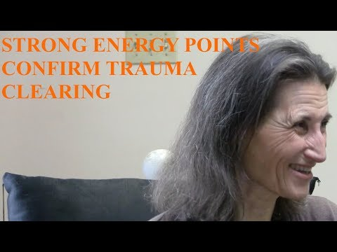 Strong Energy Points Confirm NDT Trauma Clearing - Interview with Lynn Himmelman
