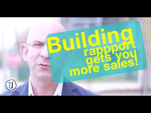 Importance of Building Rapport for Sales